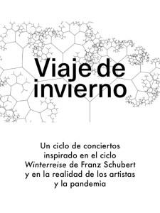 Viaje de invierno   8 conciertos   Febrero - Noviembre 2021   CentroCentro Cibeles   Madrid   Cartel