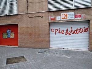 Asociación Cultural La Kalle | A pie de barrio | Puente de Vallecas | Madrid | Foto Elena Marina González Fernández