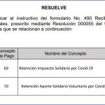 Proyecto de Resolución.