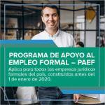 Tema Programa de Apoyo al Empleo Formal – PAEF Descriptores Autorretención especial a título del impuesto sobre la renta y complementario.