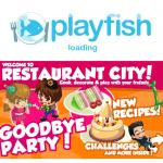 Restaurant City เกมส์เปิดภัตราคารที่เผมเคยโปรดปรานในอดีต