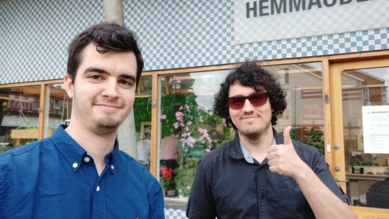 Martín y Henrique