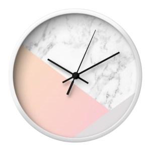 Horloge, Be Wise — Marbre