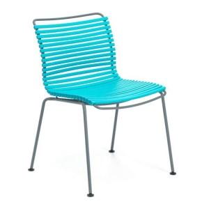 Chaise, Houe — Bleu Turquoise, Ponio