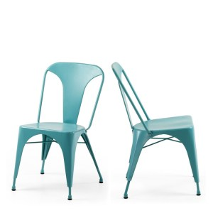 Chaises, Drawer — Bleu Turquoise, Ponio
