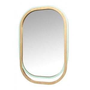 Miroir, Julie Gaillard — Bleu Turquoise, Ponio