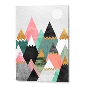 Affiche, Elizabeth Fredriksson — Rose Bonbon, Ponio