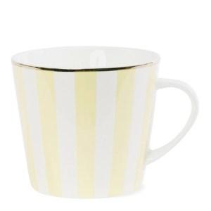 Mug, Miss Étoile — Jaune Poussin, Ponio