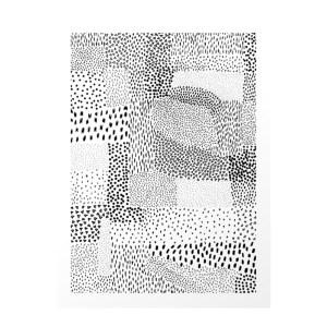 Affiche, Georgiana Paraschiv — Noir Réglisse, Ponio
