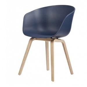 Chaise, Hay — Bleu Nuit, Ponio