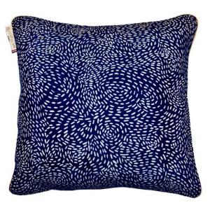 Coussin, Hellopillow — Bleu Nuit, Ponio