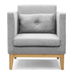 Fauteuil, Design House Stockholm — Gris Perle, Ponio