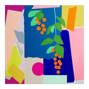 Affiche, Leah Bartholomew — Arc-en-ciel, Ponio