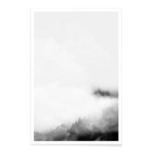 Affiche, typealive — Gris Ardoise, Ponio