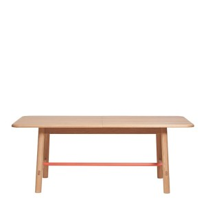 Table, Hartô — Orange Corail, Ponio