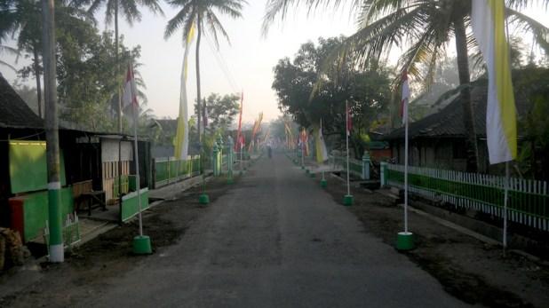 Desa Ponjong Lomba Desa Tingkat Nasional