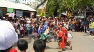 Aksi Reog Ponjong