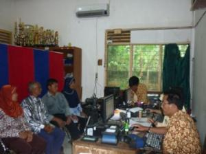 Suasana eKTP di Desa Ponjong