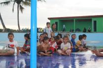 Anak2 Menikmati Water Byuur