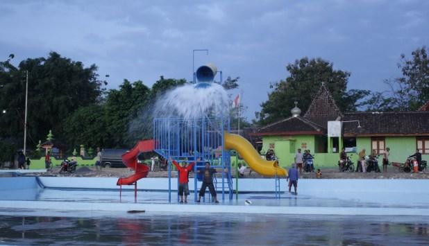 Water Byuur Desa Ponjong