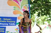 Atraksi Tari yang menarik di Gebyar Seni dan Budaya Desa Wisata Ponjong 2012