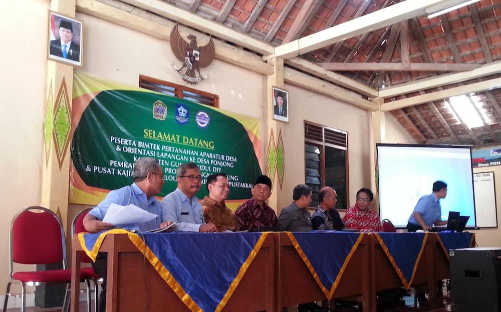 Kunjungan dari Bangka Sumatera