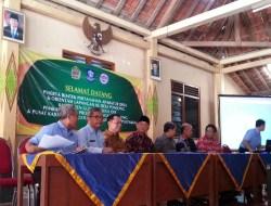 Orientasi Lapangan dari Pemkab Bangka Provinsi Bangka Belitung