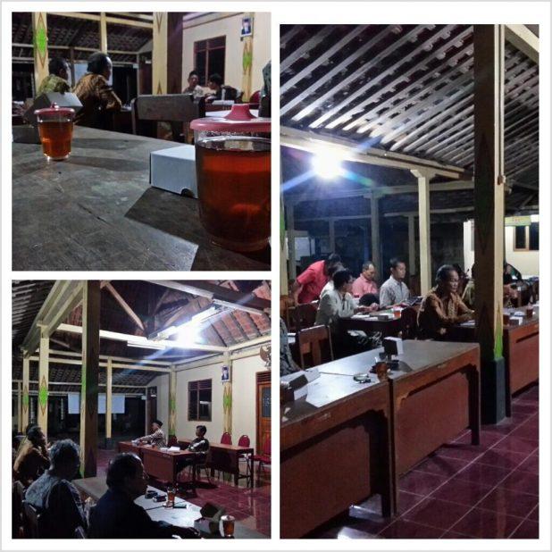 Rapat BKM Mandiri