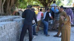 Pemerintah Desa Ponjong mulai Distribusi Patok K1 PTSL