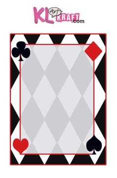 Felicitación poker