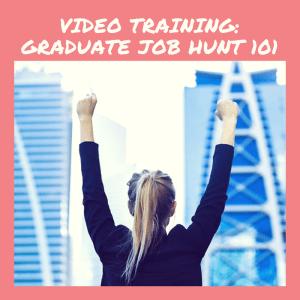 job hunt crash course