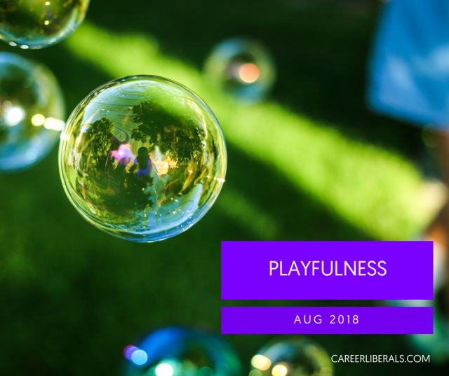 playfulness in career