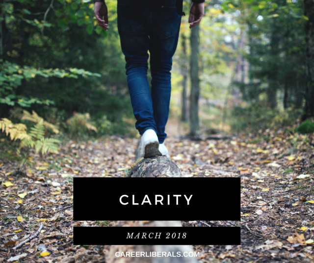 Clarity - Left or Right?