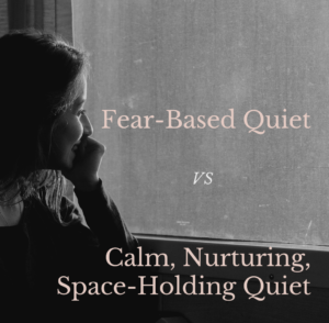 types of quiet