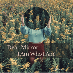 self-sabotaging affirmations mirror