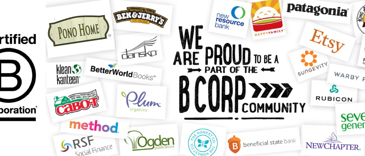 We\'re a Certified B Corporation! – Pono Home