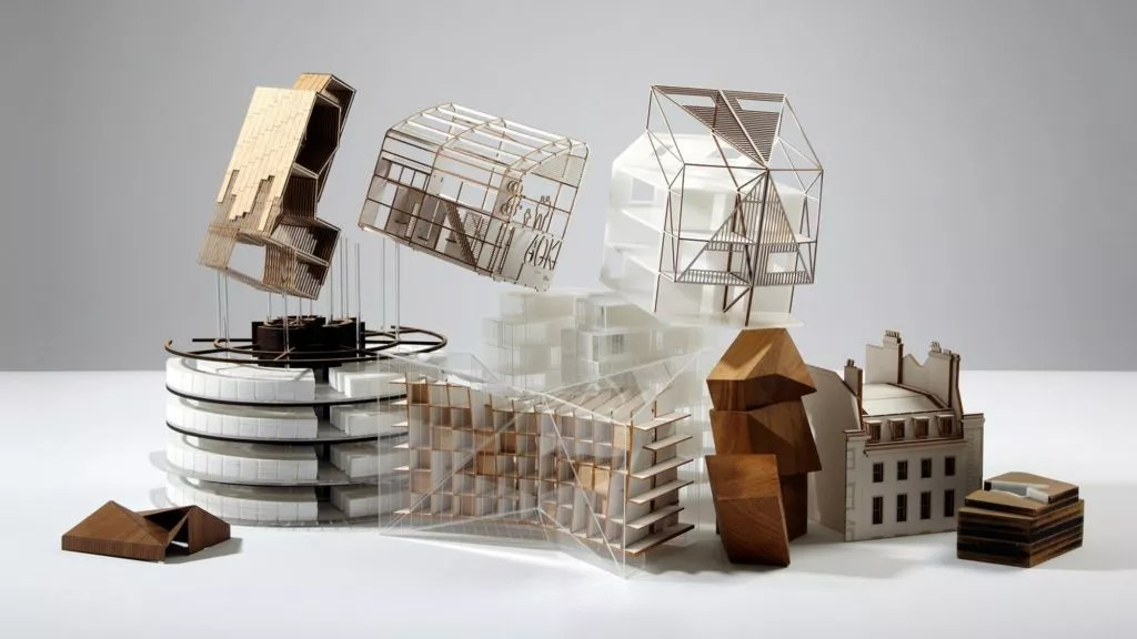 Building Architectural Models, Prototypes & More With