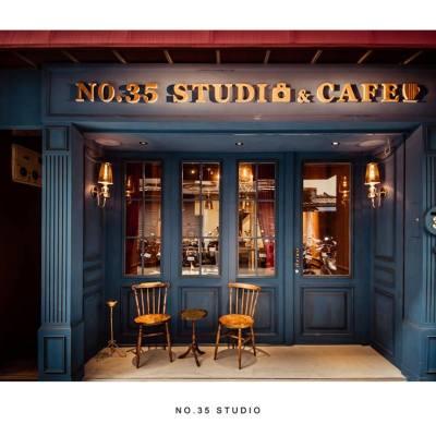 NO.35 Studio。参拾伍號攝影棚咖啡
