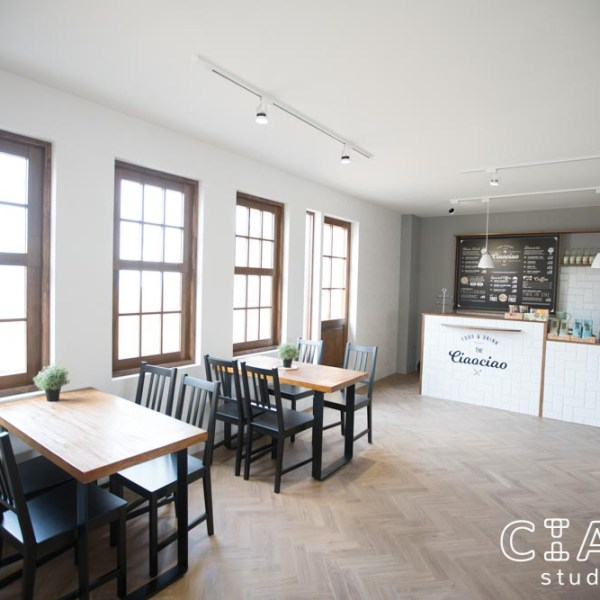 Ciao studio 自然光攝影棚