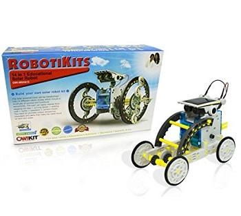 רובוט סולארי לילדים