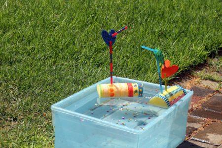 איך להכין סירה יצירה עם הילדים