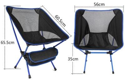כסא קמפינג לילדים ומבוגרים
