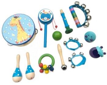 כלי הקשה מעץ מתנה לגיל שלוש גיל ארבע