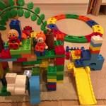 2歳8カ月の娘のブロック遊びは凄いっすよ!