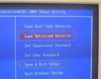 cara mengatasi laptop yang masuk kebios 2