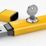 2 Cara Memberi Password Pada Flashdisk Tanpa Software