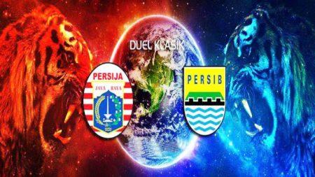 DP BBM Laga Duel Persija Persib
