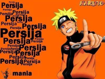 DP BBM Naruto Persija
