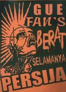 Fans Berat Persija