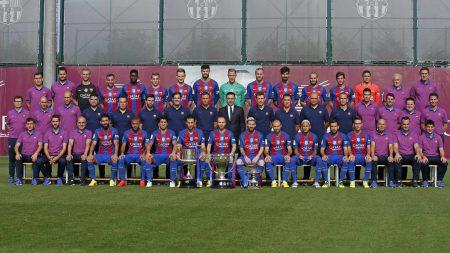 Wallpaper Barcelona FC